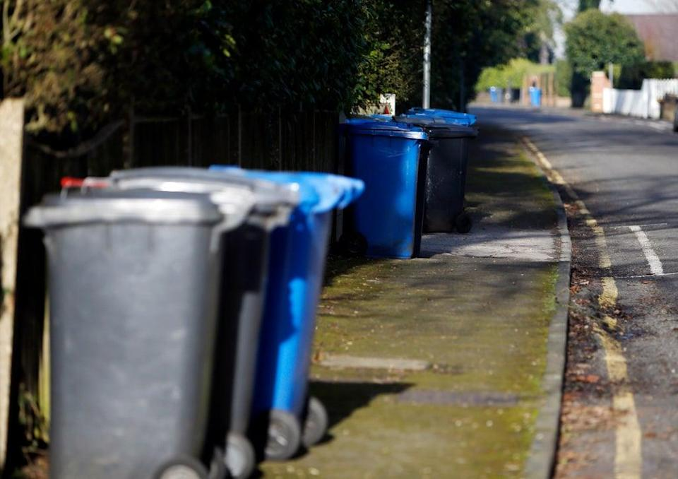 At least 18 councils across the UK have seen disruption to services (Steve Parsons/PA) (PA Archive)