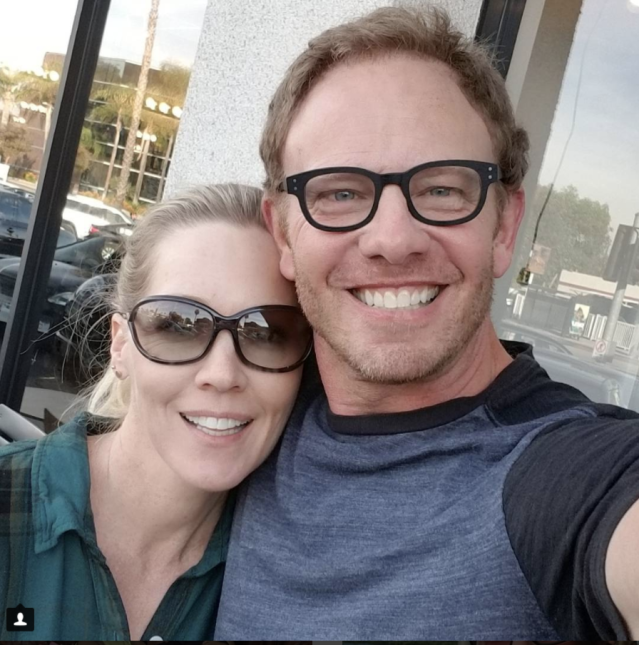 "<p>""90210 Reunion alerf"" the <em>Sharknado</em> star captioned this shot, with former co-star Jennie Garth. ""Sipping coffee and catching up. Nothing better then spending time with friends that are family. Love you Jen!"" We hope they were at the Peach Pit! (Photo: <a href=""https://www.instagram.com/p/Bbu-LMtFpjL/?taken-by=ianziering"" rel=""nofollow noopener"" target=""_blank"" data-ylk=""slk:Ian Ziering via Instagram"" class=""link rapid-noclick-resp"">Ian Ziering via Instagram</a>) </p>"