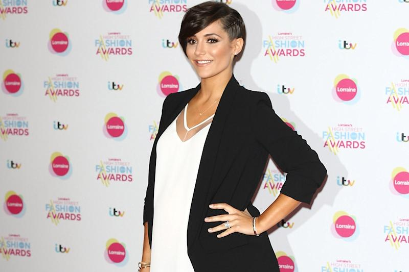 Worrying: Frankie revealed her eldest son was struggling to breathe: Tim P. Whitby/Getty