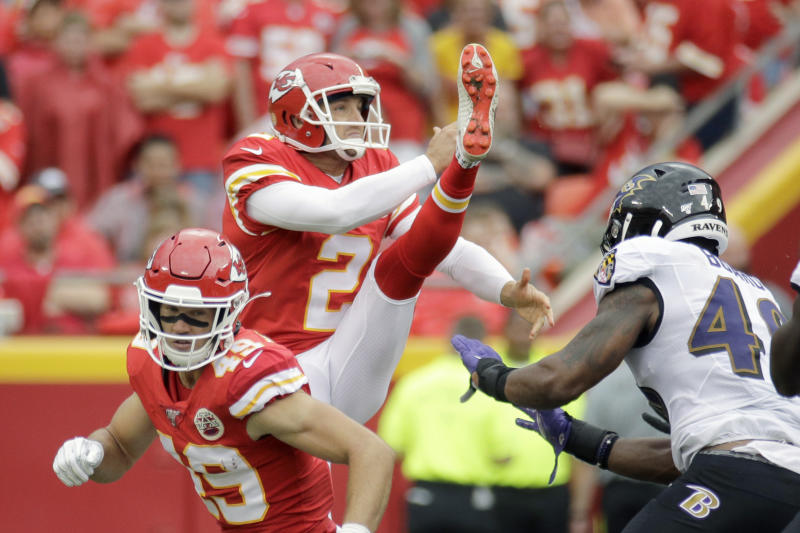 Chiefs to release 2-time Pro Bowl P Colquitt after 15 years