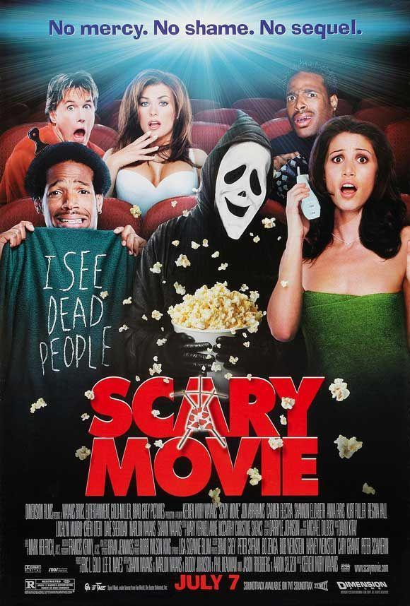 """<p>The spoof horror film turned into a massive franchise and pop culture classic. Beware of middle school humor.</p><p><a class=""""link rapid-noclick-resp"""" href=""""https://www.amazon.com/Scary-Movie-Shawn-Wayans/dp/B00AYB0YFQ/ref=sr_1_2?dchild=1&keywords=Scary+Movie&qid=1593548967&s=instant-video&sr=1-2&tag=syn-yahoo-20&ascsubtag=%5Bartid%7C2139.g.32998129%5Bsrc%7Cyahoo-us"""" rel=""""nofollow noopener"""" target=""""_blank"""" data-ylk=""""slk:WATCH HERE"""">WATCH HERE</a></p>"""