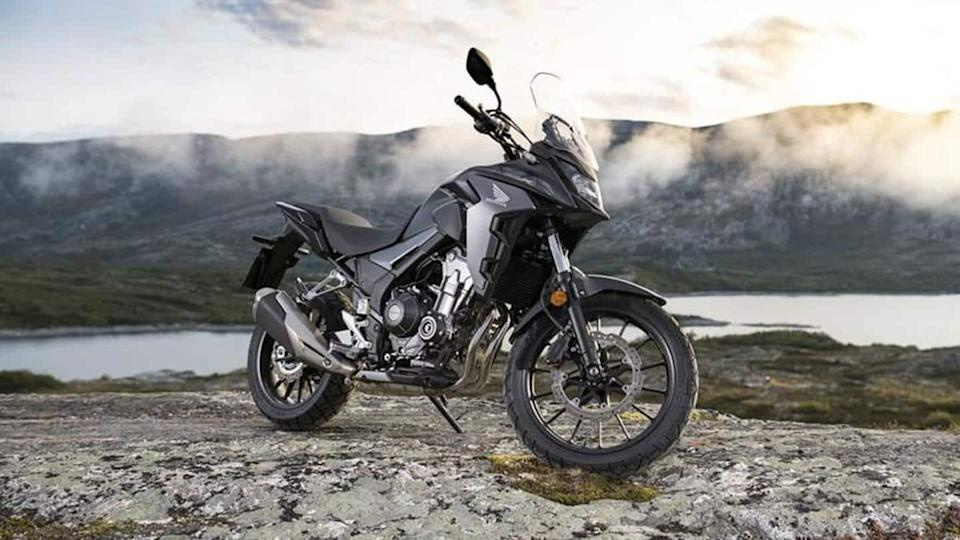 Honda CB500X bike launched in India at Rs. 6.87 lakh