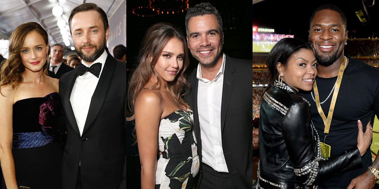 """<p>Celebrities always manage to astonish us with the ways they keep their lives private. From surprise weddings to secret trips and definitely <a href=""""https://www.elle.com/culture/a19053345/what-does-it-mean-to-go-instagram-official-and-why-is-it-such-a-big-deal/"""" target=""""_blank"""">keeping off of Instagram</a>, see the most private celebrity couples here.</p>"""