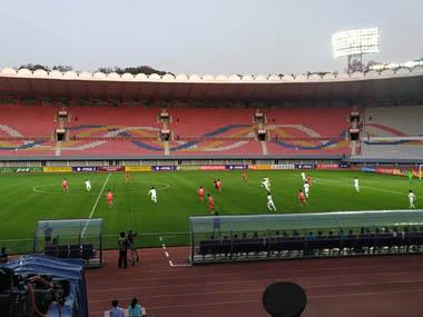 AFC Cup tie between North Korea's 4.25 SC, Lebanon's Al Ahed moved to Malaysia after blacked out World Cup qualifier in Pyongyang