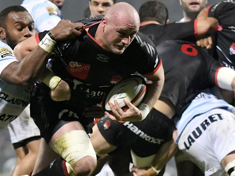 Carl Fearns could stay at Lyon despite signing a deal to leave for Gloucester next season: Getty
