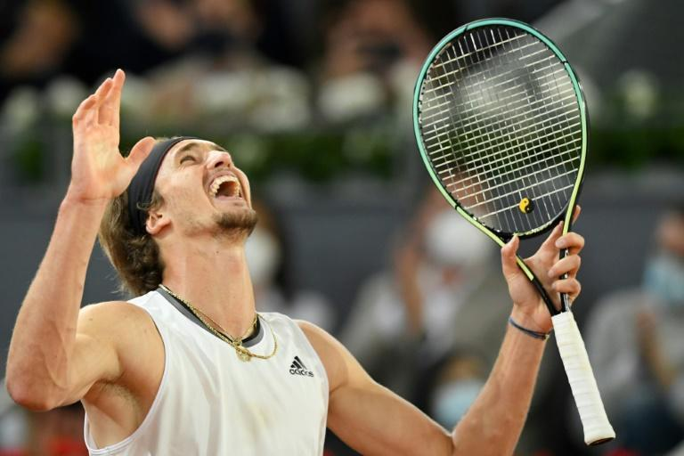 Alexander Zverev won his fourth Masters 1000 title after triumphing for the second time in Madrid