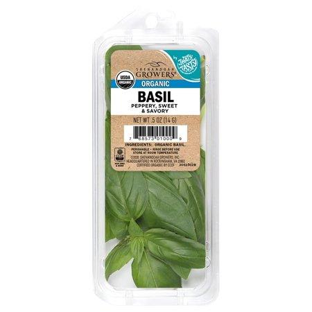 Brighten up a meal with the mighty basil. (Photo: Walmart)