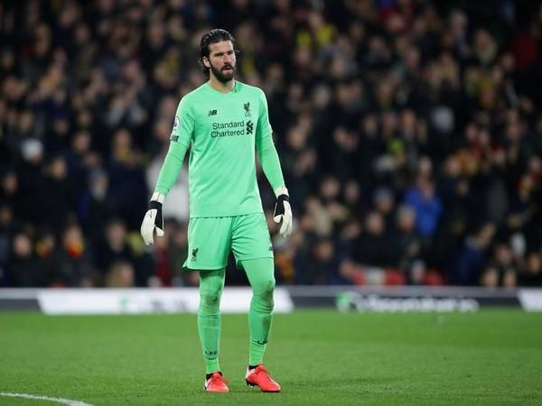Alisson Becker (File photo)