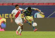 Copa America 2021 - Third-Place Playoff - Colombia v Peru