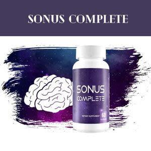 Studies showed that Sonus Complete is an all-natural solution for tinnitus.