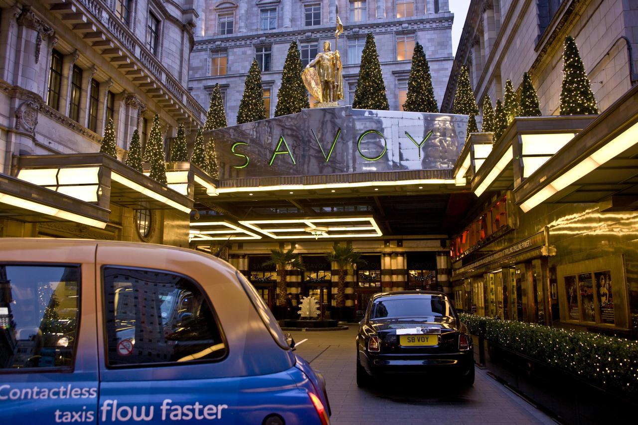 <p>While becoming manager of something like the Savoy in central London might be out of most people's reach, running one of the thousands of bigger hotels up and down the country pays well. (George Rose/Getty Images) </p>