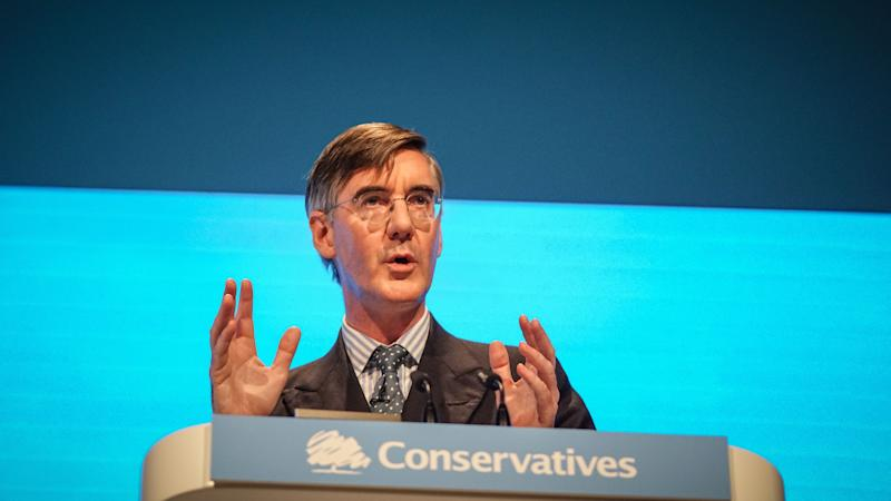 Jacob Rees-Mogg is the leader of the House of Commons. Photo: Giannis Alexopoulos/NurPhoto via Getty