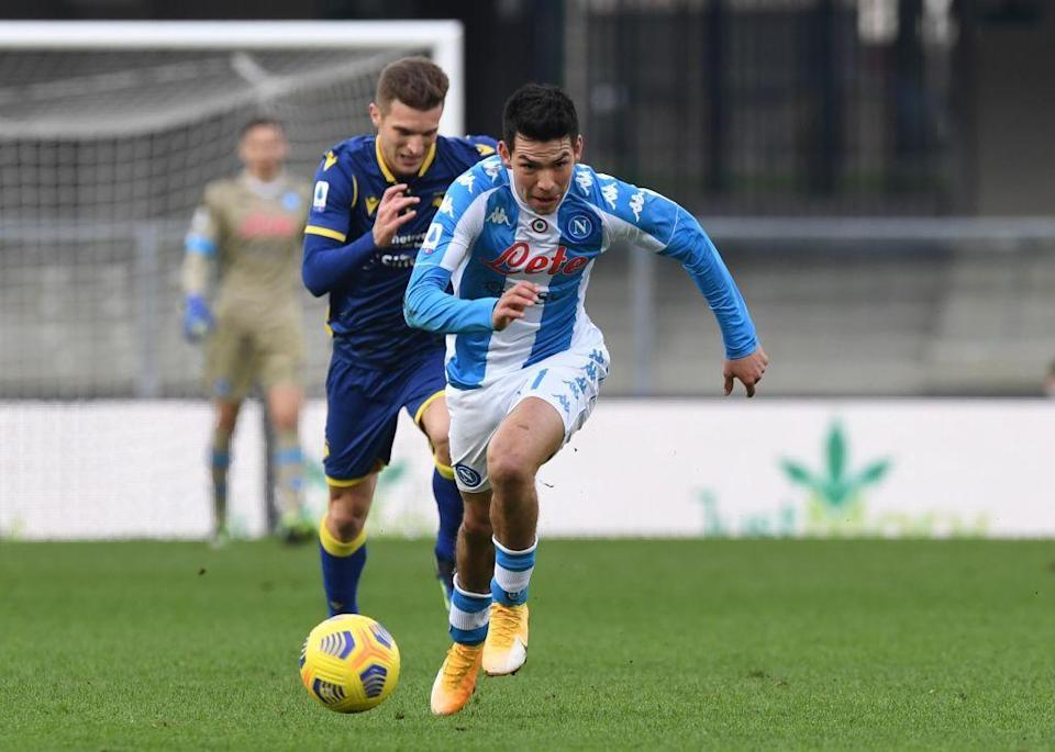 Photo credit: SSC NAPOLI - Getty Images