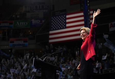 White House hopeful Warren would expand Social Security retirement benefits