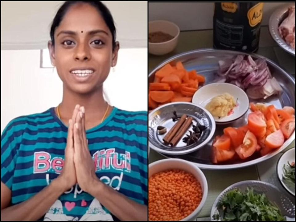 Sugu Pavithra has uploaded a new cooking video on their YouTube channel.