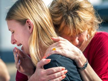 Texas school shooting: Ten killed, two critically injured in Santa Fe incident; student assailant arrested