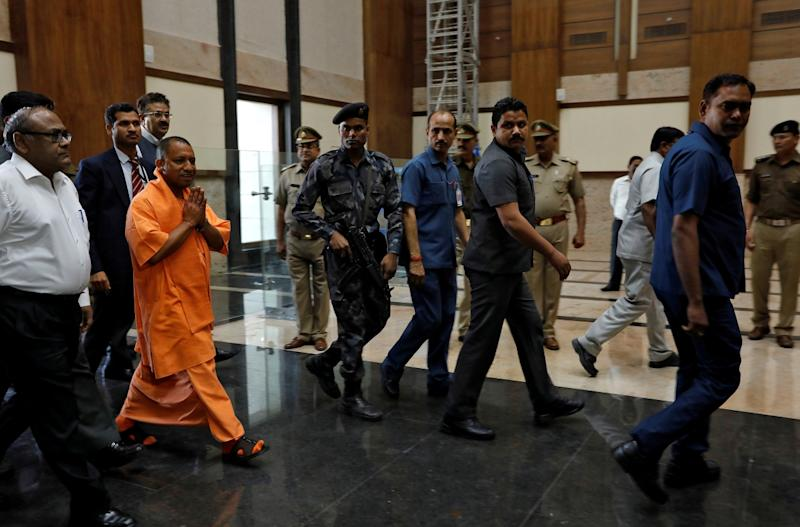 Uttar Pradesh CM Yogi Adityanath completes 1 month in office: It's early days but the man has made a beginning