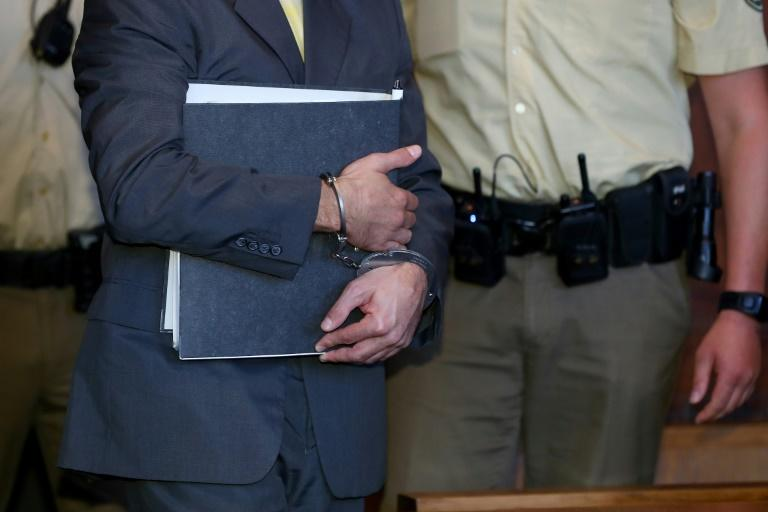 Wolfgang Plan's trial began in August