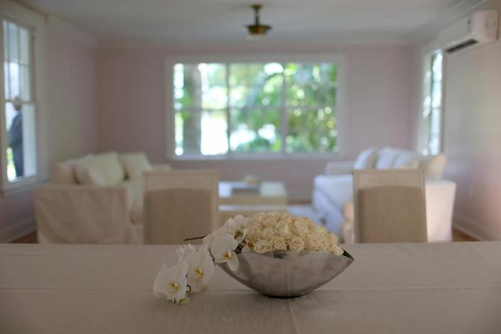 <p><i>This is one of the living spaces in its restored condition. (<i>Photo: Joe Raedle/Getty Images)</i><br></i></p>