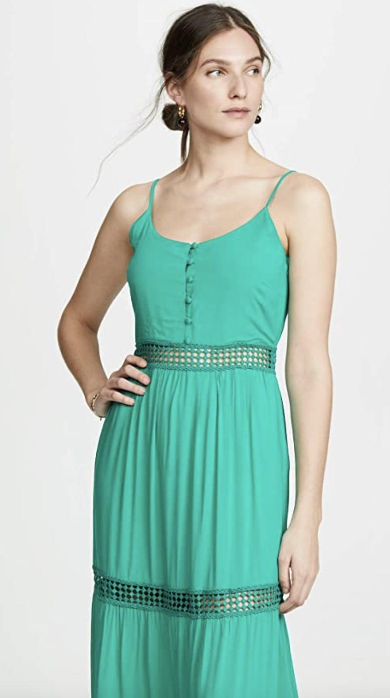 <p>This <span>Jack Sunshine of My Life Maxi Dress </span> ($73) is a great pick for an outdoor Sunday brunch.</p>