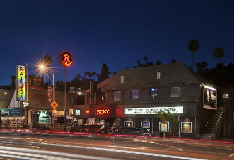 The Rainbow Bar and the Roxy Theatre. Photo: Supplied