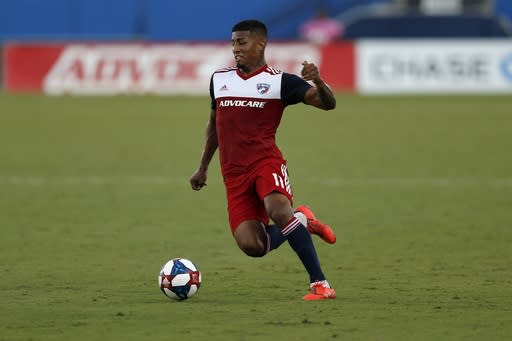 Mosquera gets FC Dallas' first hat trick since 2018