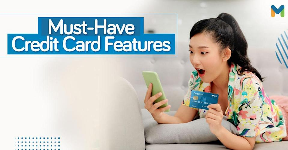 credit card features header image