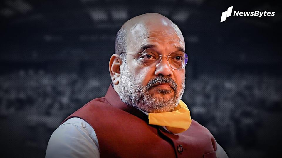 Shah reaches Bengal for two-day visit, will address rally today