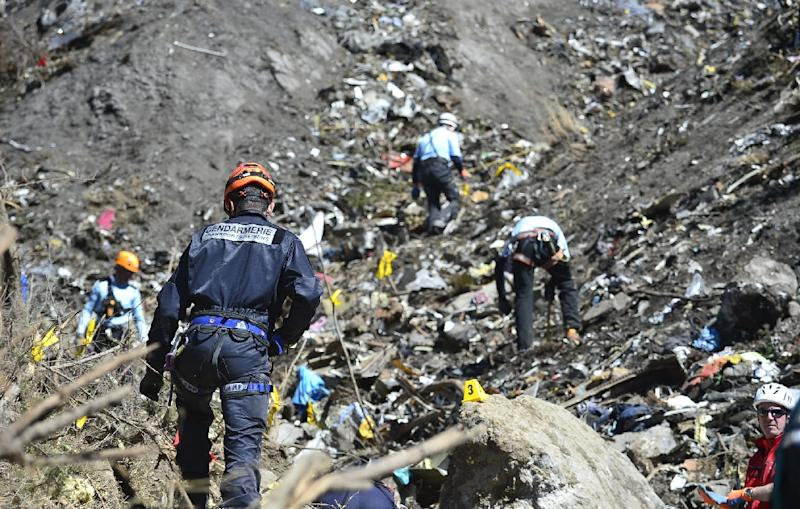 The requirement to have two people in the cockpit at all times was introduced after Germanwings copilot Andreas Lubitz deliberately flew a passenger plane into a French mountainside, killing 144 passengers and six crew in 2015