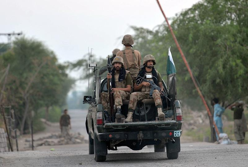 Pakistan began a long-awaited push to clear insurgent bases from the North Waziristan tribal district in June 2014 after a bloody Taliban attack on Karachi airport sank faltering peace talks
