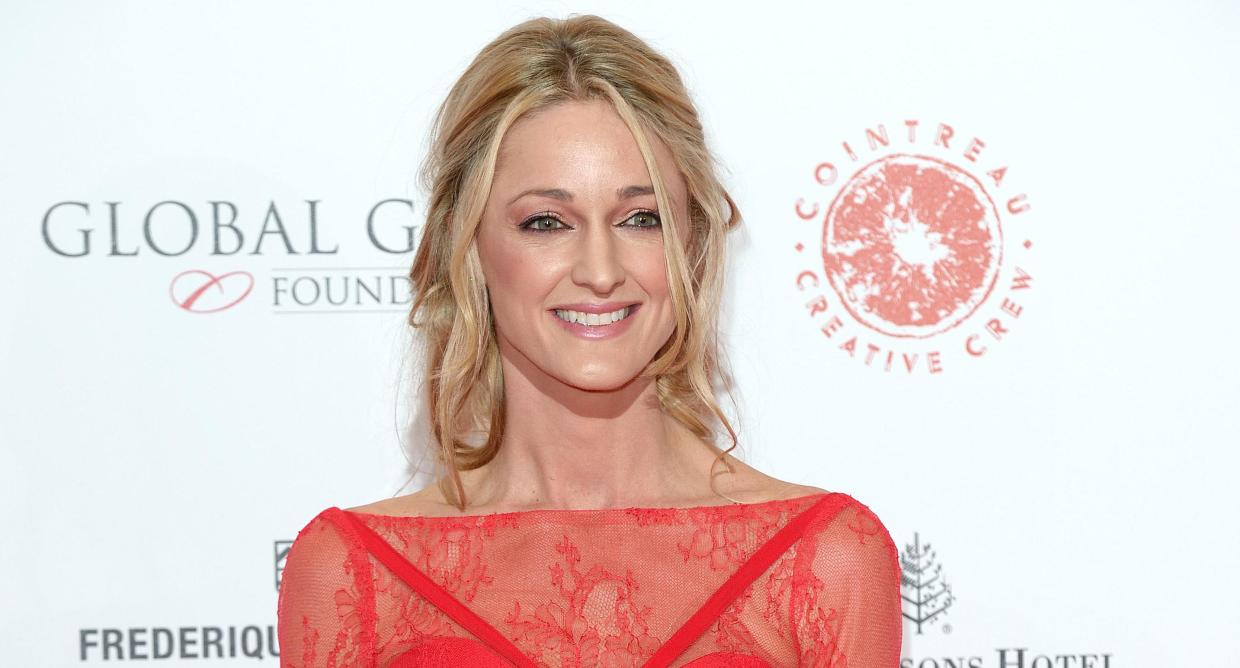Storm Keating has hit back at body-shamers.  (Photo by Karwai Tang/WireImage)