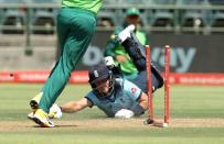 FILE PHOTO: South Africa v England - First ODI