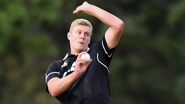 Kyle Jamieson has earned a first Black Caps call-up, while Scott Kuggeleijn and Hamish Bennett have been recalled amid a host of injuries.