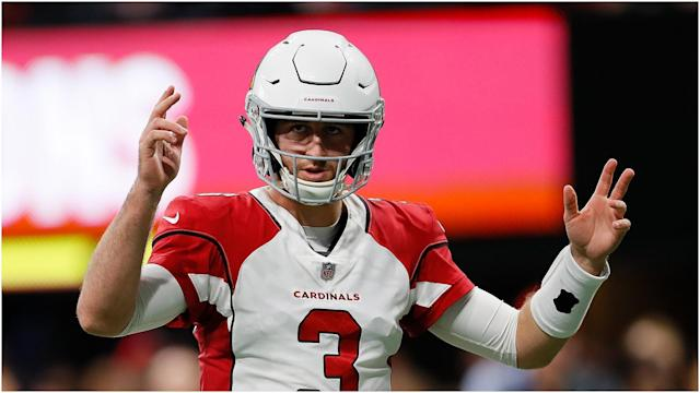 After being usurped by Kyler Murray and traded to the Miami Dolphins, Josh Rosen is still waiting for Steve Keim's call.
