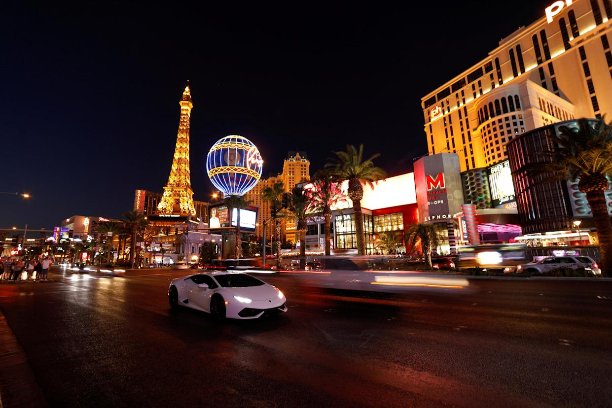 There's more to Las Vegas than its nightlife. REUTERS/Mike Blake/File Photo