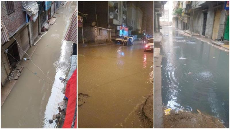 How city hall's promises to clean up Alexandria, Egypt get washed away by winter floods