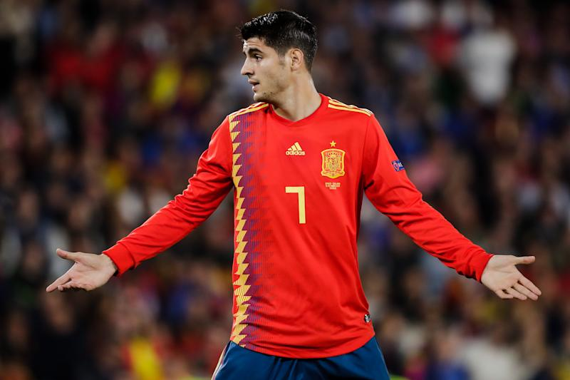 Chelsea 'to replace Morata in January'