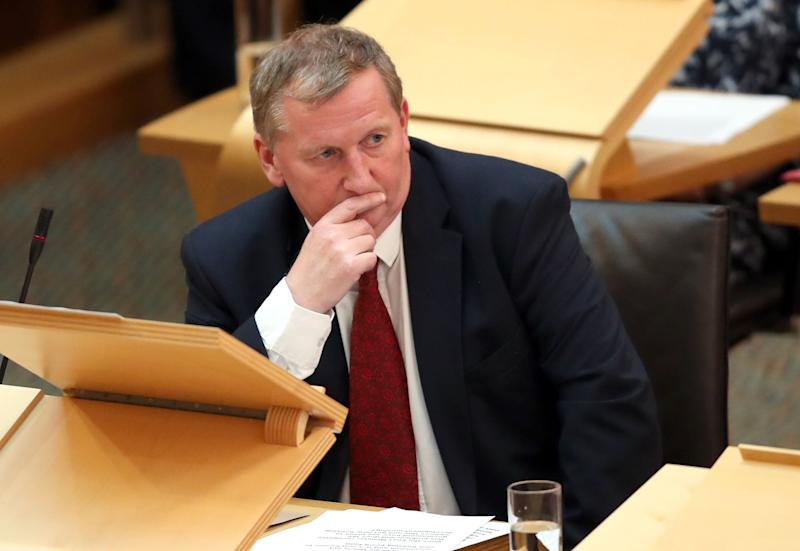 <strong>Alex Rowley has resigned as deputy leader of Scottish Labour</strong>