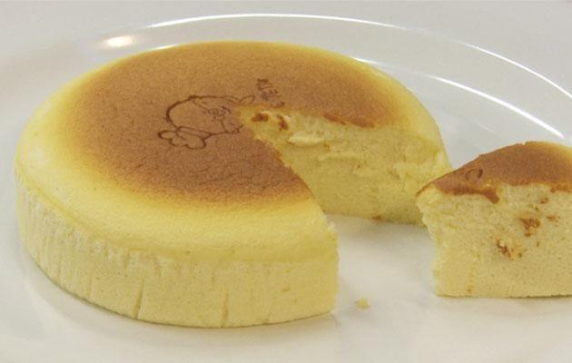 Eaten warm or cold, Uncle Tetsu's Japanese cheesecake is the bomb! Photo: Yahoo7 Be