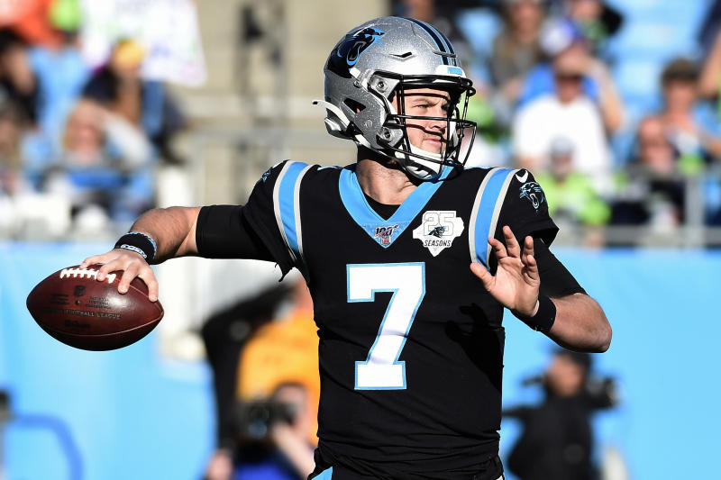 Washington Trades 5th Round Pick To Panthers For Kyle Allen