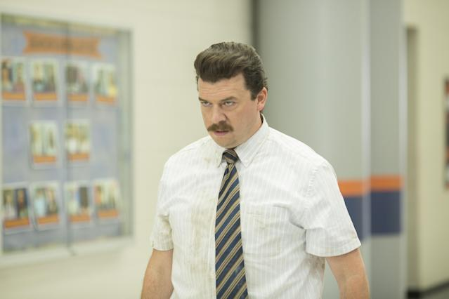 Danny McBride in the series finale of <em>Vice Principals.</em>(Photo: Fred Norris/HBO)