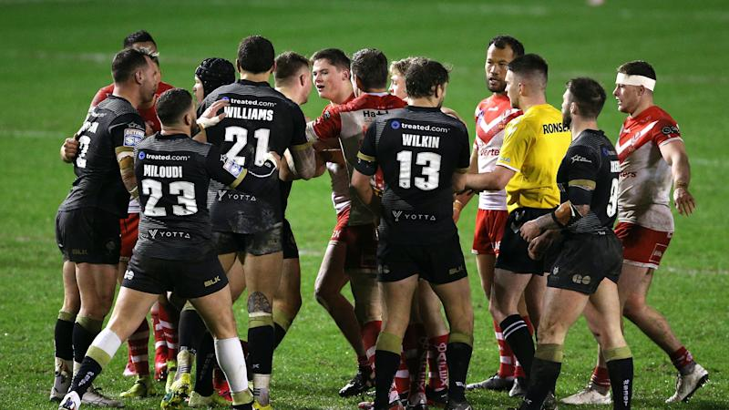 Toronto Wolfpack season record expunged following Super League withdrawal