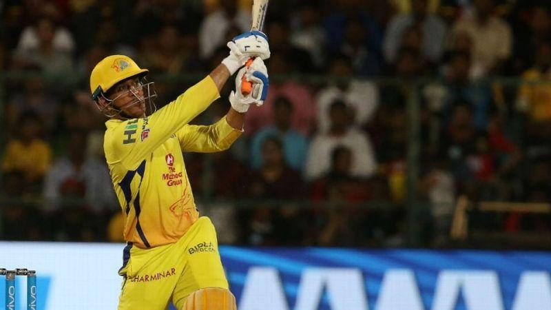Fans love MS Dhoni for his incredible ability to strike the ball