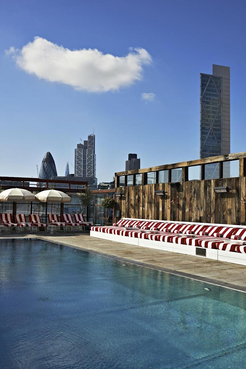 (Shoreditch House)