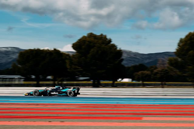 Axed Red Bull driver Ticktum joins DAMS for F2 2020