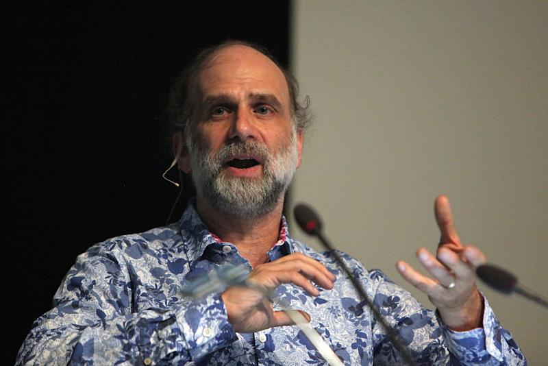 bruce scneier cryptocurrency harvard