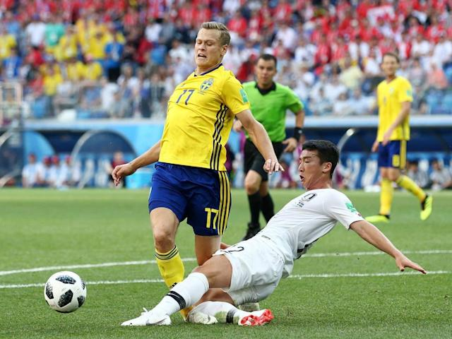 Sweden vs South Korea: Germany and Mexico ruin Group F, VAR questions still being asked, tournament trend continues