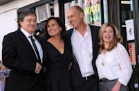 <p>Mariska Hargitay has five siblings, but she looks the most like her older brother, Mickey Hargitay Jr. They both share their mother, Jayne Mansfield's, nose and dark brown eyes. </p>
