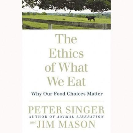 "<div class=""caption-credit""> Photo by: Amazon</div><div class=""caption-title""></div><b><i>The Ethics Of What We Eat</i> - by Peter Singer and Jim Mason</b> <br> Exploring the food we buy and eat and the ethics surrounding it, including where it comes from, how it was produced, and whether it was raised with some thought to ethics, <i>The Ethics of What We Eat</i> explores these questions through the lenses of 3 very different families. The authors do a pretty decent job of approaching the subject of food and ethics from an unbiased, and more importantly, non-preachy sort of way. As one book review noted, it doesn't make you feel like you're being hit over the head with a morality stick, but rather gives you a very realistic breakdown of where our food comes from. <br> <i>Buy it on <a rel=""nofollow"" href=""http://www.amazon.com/The-Ethics-What-We-Eat/dp/1594866872/ref=sr_1_1?ie=UTF8&qid=1378696458&sr=8-1&keywords=the+ethics+of+what+we+eat"" target=""_blank"">Amazon</a>, $12.18</i>"