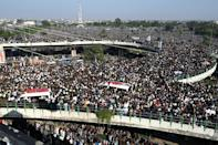 Police said about 300,000 people attended the funeral of hardline Pakistani cleric Khadim Hussain Rizvi, who for years terrorised the country's religious minorities